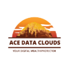Acedata Clouds Logo